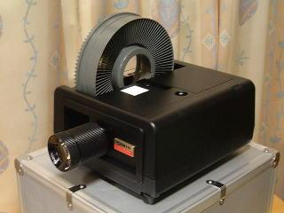 スライド映写機 スライドプロジェクタ- CABIN AFⅡ-2500